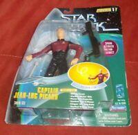 Playmates Star Trek Captain Jean-Luc Picard Series 1 action figure 1997