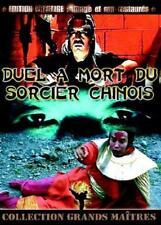Le Duel à mort du sorcier chinois (DVD)