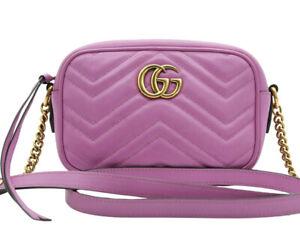 Gucci Mini GG Marmont - Pink
