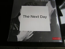 David Bowie the next day vinyl (Red Vinyl Paul Smith design) Double LP