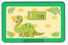 "Brotdose ""Dino"" mit Namen"