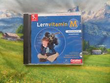 Lernvitamin M Mathematik Kompletttrainer 5.Klasse CD