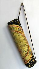 New India Handmade Hippie gym Yoga Mat  Carrier Bag With Shoulder Strap