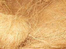 100% Clean  Coconut Husk Fiber  Orchids Arts Crafts Pet Bedding Pet Toy  150g