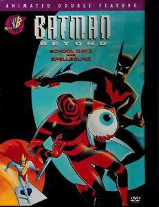 Batman Beyond DVD School Dayz Spellbound