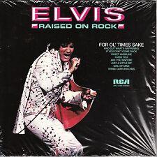 Elvis Presley RAISED ON ROCK  - FTD 65 New / Sealed CD