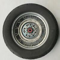 Rear wheel rim spoke tyre disc straight  HONDA VT400 SHADOW VT 400 2012