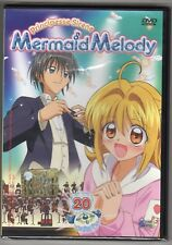 dvd MERMAID MELODY Principesse sirene HOBBY & WORK numero 20