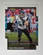2017 Donruss #204 Paul Posluszny - NM-MT