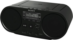 NEW Sony ZSPS50 Portable CD Player