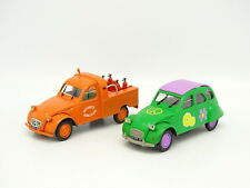 Norev SB 1/43 - Lot de 2 Citroen 2CV