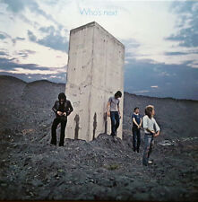 THE WHO WHO'S NEXT NEW SEALED 180g VINYL LP REISSUE IN STOCK
