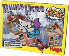 HAB303383 Haba USA Rhino Hero Super Battle