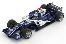 Williams Cosworth FW28 Test Driver Alex Wurz 2006 1:43