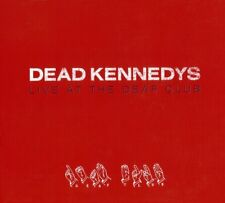 DEAD KENNEDYS - Live At The Deaf Club DIGI CD