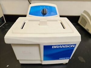 Branson Cpx-952-216R Ultrasonic Cleaner Working