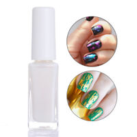 10ml Clear Nail Art Foil Adhesive Star Glue Transfer Paper Sticker Tools DIY
