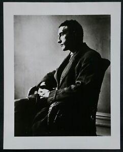 MAN RAY, Original Fotografie 1916/91, Nachlass, Marcel Duchamp