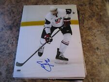 SETH JONES SIGNED 8X10 MATTE PHOTO NASHVILLE PREDATORS (A) COLUMBUS BLUE JACKETS