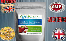 60 APPLE CIDER VINEGAR - INCRASES METABOLIC RATE & REDUCES WATER RETENTION