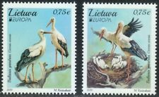Lithuania 2019 MNH stamps Europa Cept / Stork,national bird **