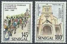 Timbres Religion Sénégal 840/1 ** lot 24410