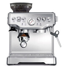 Breville Barista Espresso Machine BES870XL Coffee Maker Stainless Steel NEW