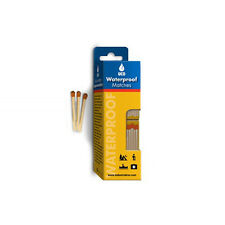 Waterproof Matches 4 Pack - UCO Emergency Fire Starter Match - Safety Matches