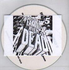 (CK392) Playhouse 5, Famous When Dead - 2007 DJ CD