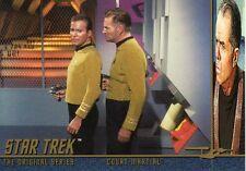 Star Trek Original TOS Season 1 Chase Character Log C29 Court Martial