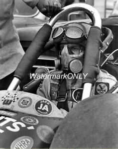 """Don """"Big Daddy"""" Garlits in His Top Fuel """"Slingshot"""" Dragster PHOTO! #(27)"""