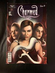 Charmed - Season 10 Issue #1 - Zenescope - Teen - Comic Book
