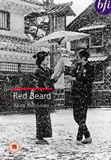 DVD:RED BEARD - NEW Region 2 UK