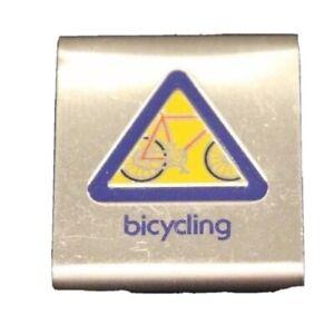 Boy Scouts Of America Cub BSA Metal Belt Loop Slide Bicycling Bike Cycling