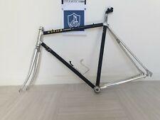 Vitus 979 carbon 3 frame&fork size53 black  carbon kevlar and rubis983 Ø23