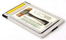 RME HDSP PCMCIA interface Digital Audio CardBus facture + garantie