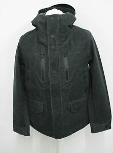 WHITE MOUNTAINEERING Men's Grey Corduroy Gore-Tex Jacket Size 0 / Small BNWT
