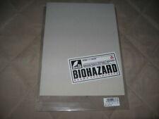 Biohazard Resident Evil Stamp Collection 1996-2006 10th Anniversary Capcom MT