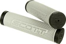 Scott SX II ATV Grips BLACK/GREY Universal ATV 7/8 Handle Bar Fit  SXII 219625