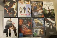 DVD Sammlung 8 Stück Action/Komödie/Drama
