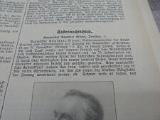 1911 baugewerkszeitung 97/constructor mirus de Dresden