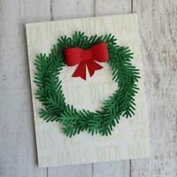 Snowflake Metal Cutting Dies Stencil Scrapbooking Embossing Craft Card DIY F3R6