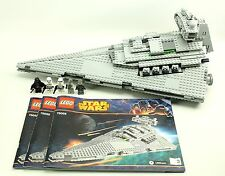 Complete Lego Star Wars 75055 IMPERIAL STAR DESTROYER Darth Vader Imperial Crew