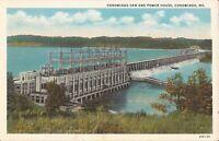 Conowingo, MARYLAND - Conowingo Dam & Power House