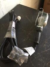 Schindler 100 Watt Utility Lamp with 15' Cord, 51563511, 51513751, 115V Plug