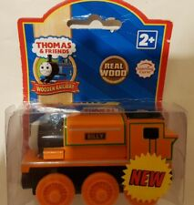Thomas The Tank Engine & Friends BILLY WOODEN TRAIN WOOD NEW IN BOX