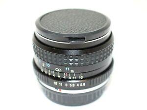 Tokina 28mm f2.8 Wide Angle Lens for Pentax PK Cameras
