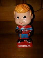 Montreal Canadiens Vintage Bobble Head/Bobbing Head/Nodder/ Miniature Near Mint