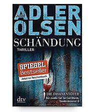 Schändung von Jussi Adler-Olsen * Taschenbuch Neu
