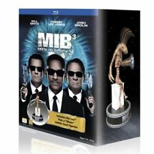 Men in Black 3 (MIB3) Worm Edition Blu-ray with Bobble Head Figurine region free